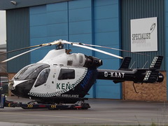 G-KAAT Explorer MD900 Helicopter (Aircaft @ Gloucestershire Airport By James) Tags: james airport explorer gloucestershire helicopter lloyds md900 egbj gkaat