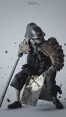 IMG_7381 (ChatchawanB.) Tags: king no battle 3a kings particle 16 tomorrow shogun liberator deathmask tk threea tomorrowkings threeatoys threealegion
