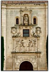 Iglesia de la Merced, Burgos (Jess Cano Snchez) Tags: espaa church canon spain gothic iglesia convento burgos convent eos20d castilla gotico gotic espanya castella alfoz esglesia castillayleon tamron18200 elsenyordelsbertins castellailleo burgosprovincia