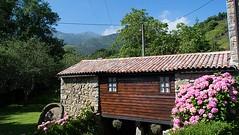 Exterior (brujulea) Tags: exterior asturias casas colunga sotu rurales molin brujulea