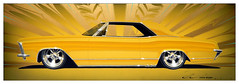 65 Riviera Yellow