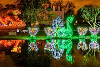 Magical Lantern Festival, Chiswick House & Gardens, London, UK