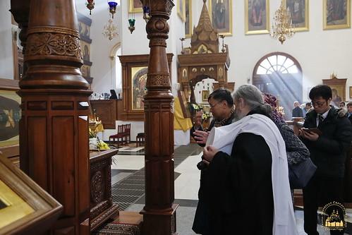13. Japanese Ambassador's Visit to Svyatogorsk / Визит посла Японии в Святогорскую Лавру