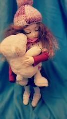 Wintery Marjorie (Reikoka) Tags: sleeping dolls bjd resin luts hybrid cory abjd balljointeddoll yosd popodoll