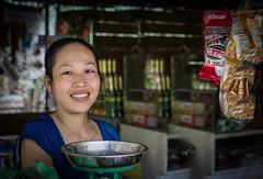 shopkeeper (Gerrykerr) Tags: world travel color colour shop portraits asia ngc vietnam shopkeeper