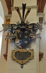 Escudos herdicos Catedral Luterana Santa Maria o de la Cpula Riga Letonia 02 (Rafael Gomez - http://micamara.es) Tags: santa de la o maria dom catedral riga doms luterana zu cpula letonia escudos rgas herdicos