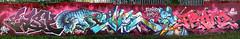 EASY - HOEK - IKE - TEDDY KILLER - LAFRANZ (La Franz) Tags: street streetart roma art japanese graffiti outdoor spray evergreen vandal greenpark vandalism hokusai graffitiart sprayart colorart bushido streetstyle japanstyle montanacans montanacolors graffitigirls bushidotattoo urbanact graffitiroma lafranz mtn94 aeroes graffitiporn graffitiburning aeroescrew loopcolors everposse sprayzzers evergreensmokers bushidoway