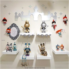 MAGIC CASTLE by Son JiYoung (Dressy Doll) Tags: artdoll arttoy soloexhibition customtoy dressydoll