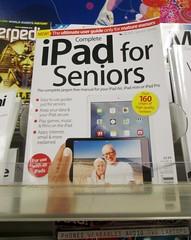 Seniors IPad Mag (Bridgemarker Tim) Tags: olderpeople ipad ageism magazinestotnesdartingtonsouthhams