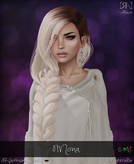 [RA] Mona (Candela Kira) Tags: game art hair 3d mesh object sl fairy secondlife braids runaway hud ra hairstyle braid haircolor roleplay virtuel meshhair weloveroleplay we3rp weloverp