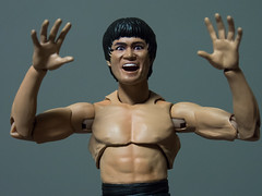P1294606 (KVN Yeh) Tags: toy toys action figure brucelee bandai shfiguarts
