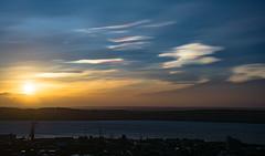 Nacreous Sunrise (garnier1981) Tags: clouds dundee tay nacreous