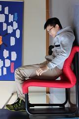 Marcus Tan (Ohm Chotiwit) (ohmsivakorn) Tags: topsyturvy