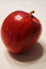 DSC01294 (alexrupp426) Tags: red food apple fruit flickr maroon sony indoor