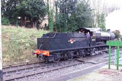 IMGP8391 (Steve Guess) Tags: uk england train engine railway loco hampshire steam gb locomotive bluebell alton 060 ropley alresford hants fourmarks medstead qclass 30541