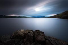 Loch Venachar (Tony N.) Tags: longexposure scotland europe stirling loch vanguard callander ecosse venachar poselongue nd64 lochvenachar d810 tonyn nikkor1635f4 lochbheannchair tonynunkovics