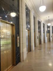 David Whitney Building (neshachan) Tags: elevator detroit davidwhitneybuilding detroitmi