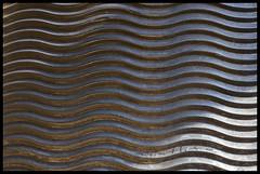 Wellen (mistlife) Tags: auto muster mnsterland wellen kurve linien industriekultur a22 bocholt textilmuseum seethebiggerpicture organisches