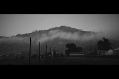 cloud 9 (r_if) Tags: bw mountain cinematic olympusep1 lumix20mm17