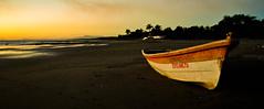Abandoned at Rise-up (Mark 2E) Tags: beach boat nicaragua riseup