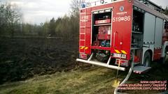 2014.04.08 - Pożar trawy