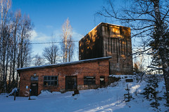 Post-golden-hour post-mining gold mine (side rocks) Tags: old winter sunset snow history abandoned industry rural finland entropy gold golden mine factory decay destruction urbandecay mining forgotten urbanexploration decrepit past derelict destroyed ruraldecay goldenhour abandonedbuilding abandonedbuildings urbex goldmine postapocalyptic abandonedmine abandonedplaces abandonedfactory ruralexploration destroyedbuilding rurex abandonedgoldmine