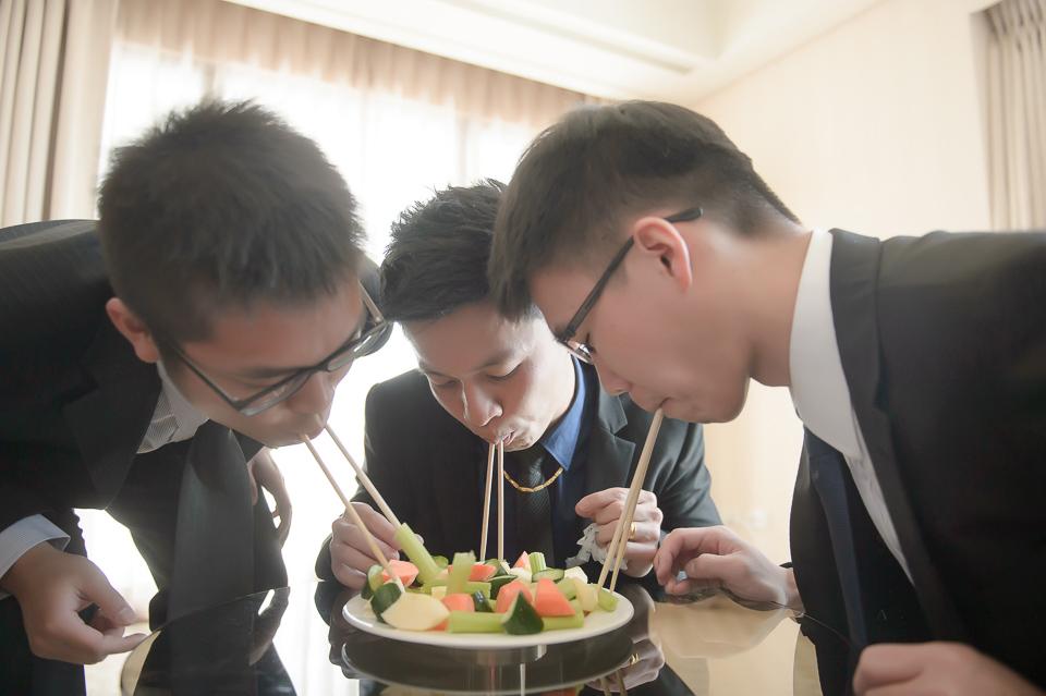 台南情定婚宴城堡永康館 婚禮攝影25
