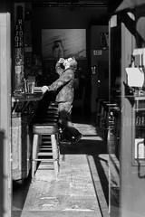 Good to the Last Drop (Moe W) Tags: mauricewoodworth vancouver bc canada nikon d3s dslr nikkor70200ƒ28 blackandwhite street silverefexpro2 adobe lightroom5 bar pub man drinking beer bcferries beautifulbc canada discovervancouver explorebc explorecanada hellobc huffpostbc huffpostgram ilovebc instagoodmyphoto myyvr narcityvancouver moa photos604 toldwithexposure vancitybuzz vancityhype vancitywild vivavancity vancouverisawesome weamaze canadathenorth