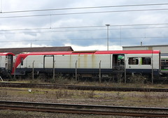 Doncaster (DarloRich2009) Tags: yorkshire gatwickexpress doncaster southyorkshire eastcoastmainline ecml class460 doncasterstation 67908 doncasterrailwaystation