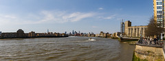 Thames Walk April 2016 (2 of 14) (johnlinford) Tags: urban panorama london thames thamespath canonefs1022 canoneos7d