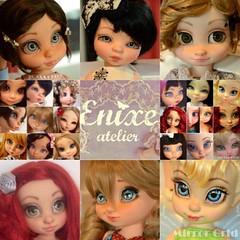 On my Etsy SHOP: https://www.etsy.com/it/shop/Enixeatelier #doll #dolls #custom #customdoll #dollcustom #dollculture #ooak #ooakdoll #dollooak #disney #disneydoll #disneyanimator #disneyanimators #disneyanimatorsooak #disneyanimatorscustom #enixe #enixeat (enixe's) Tags: square doll ooak disney squareformat etsy custom animators repaint relooking etsyshop restyle enixe iphoneography instagramapp uploaded:by=instagram enixeatelier