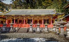 The Middle Treasury (tony's pics) Tags: japan nikko toshogushrine  nikk  nikktshg centraljapanspring2016