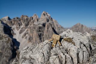 hiking Dieter