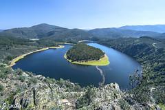 Meandro del Melero (arribamarcos) Tags: extremadura caceres riomalodeabajo rioalagon meandrodelmelero