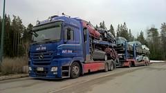 Finland Trucks (engels_frank) Tags: ferry suomi finland volvo finnland renault camion trucks fhre scania naantali lastwagen aland lkw finnlines land rekka gigaliner strm savikko eurocombi