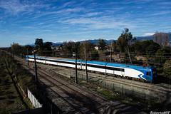 Terrasur 609 - Rengo (RobertoVMF) Tags: railroad santiago train tren rail railway grupo terra efe rancagua chillan rengo railfans terrasur ut444 alamed