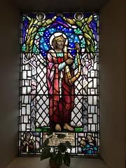 075 - stained glass window (md93) Tags: church window parish ardrossan saltcoats kirkgate