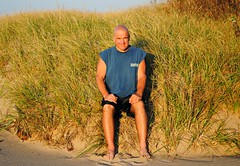 Me, Upper Michigan (Cragin Spring) Tags: usa beach me rural sand unitedstates michigan unitedstatesofamerica upperpeninsula lakesuperior michigansupperpeninsula