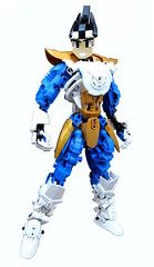 Vegeta (~Likus~) Tags: ball dragon lego technic z bionicle vegeta dbz