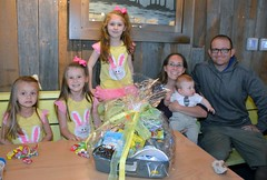 Hooker Family-Raffle Winners-LuLu's Easter 2016