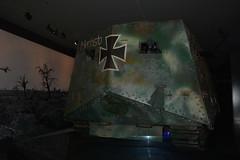 Mephisto Panorama 1 (PhillMono) Tags: world heritage history museum soldier one nikon memorial war iron tank cross australia mephisto canberra preserved dslr anzac panzer relic d7100