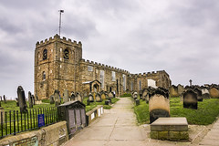 St Marys Church, Whitby. Explored. (chelle green) Tags: england church yorkshire north graves whitby sonyslta77