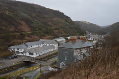 Boscastle Harbour within the Valley (CoasterMadMatt) Tags: street uk greatbritain winter england streets port landscape march nikon cornwall village natural photos unitedkingdom harbour britain photographs national valley trust gb nationaltrust fishingvillage boscastle 2016 nikond3200 naturallandscape fishingport coastallandscape southwestengland d3200 boscastleharbour coastermadmatt coastermadmattphotography winter2016 march2016 boscastleharbour2016 boscastle2016
