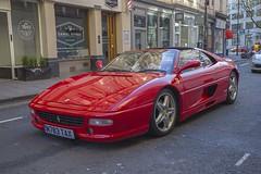 Ferrari 355 (foto.pro) Tags: red festival bristol italian ferrari rosso 355