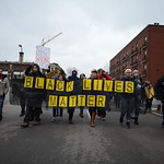 Black Lives Matter march in Minneapolis thumbnail