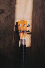 What the world needs is ukulele (SerCorzo) Tags: wood morning light music sun luz sol canon glow ukulele musica acoustic strings conceptual ukelele tenor acustico 60d