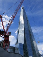The Shard from London Bridge station (chi trevor's other pics) Tags: london southwark theshard