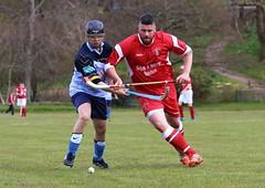 Bute 2nd 2 - 0 Dunoon Camanachd (ufopilot) Tags: sport scotland dunoon shinty bute rothesay camanachd