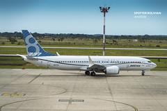 Spotter Bolivian Aviation (Spotter Bolivian Aviation) Tags: max bolivia next ng boeing generation 737 slvr spotterbolivianaviation