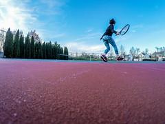 Got Tennis? (AngelBeil) Tags: tennis wilson tenniscourt gopro wilsonwednesday